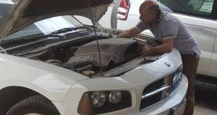 صيانة السيارات في الفروانية